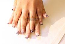 nail art / Mon travail