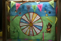 Displays: November / Bulletin Boards and displays for the month of November / by River Valley Middle Library Media Center