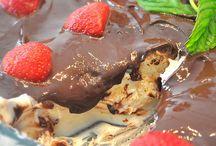 Çikolatalı tatlılar