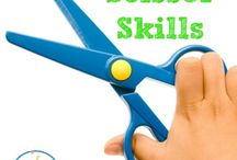 scissor skills for pre school