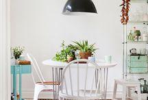 Mesa-sillas