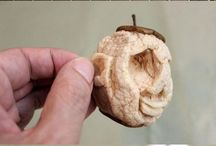 DIY apple/make/bake / Everything you can do with inspiration from apples. Eat it or make it!