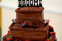 Rustic Groom's Cake / All the best ideas for a rustic groom's cake and for a country groom's cake.