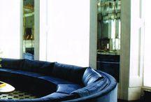 circular sofa & love seats