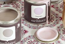 Earthborn Natural Paints! / Lincolnshire Lime supplies Earthborn Natural Paints!