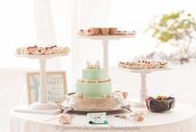 Cakes and Sweet table for parties