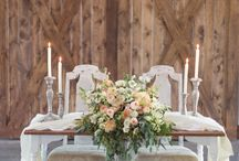 Peach Creek Ranch Styled Shoot - Jen Brazeal Photography / We loved all the vendors involved with this shoot! Thank you everyone for making it so lovely!