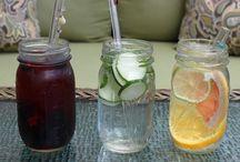 Beverages  / by Allison Worrell