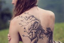 Tattoo and Henna Art & Ideas / by Brea Moser-Anderson