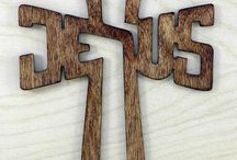 Croci di legno