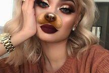 Makeup looks✨