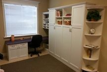 Murphy Bed & Home Office Combo's