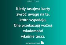 Tarot i Ty - Ucz się ze mną tarota / Tarotowe porady, inspiracje.