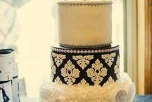 svatba - dort