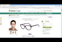 try on eyeglasses online