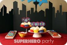 Superhero Party Ideas
