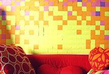 Dorm room ideas / by Pamela Heestand