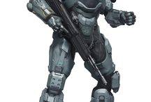 armaduras halo