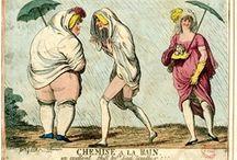 19th century: Regency satire