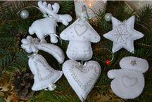 vánočňi dekorace