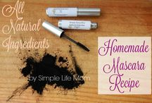 Natural Beauty Recipes / Natural recipes for beauty and self-care. Ideas for adults and kids. #beauty #health #wellness