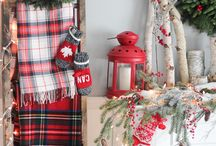 Plaid christmas