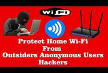 Protect Home WiFI