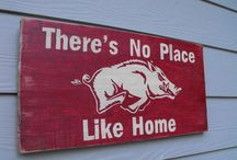 Go HOGS!!!!! / by Kathy Crow