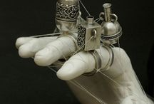 Jewellery / Rings, necklaces, earrings, bracelets and wearable art in all its forms.