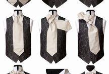 wiktoriański krawat