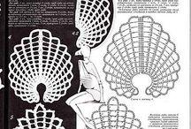 wzory robótek szydełkowych