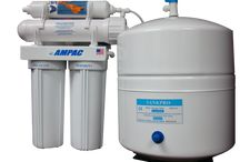 Premium Home Water Filtration Systems / Ampac USA offers the best Reverse Osmosis and Water Filter Systems, these premium water purification systems are manufactured in USA using US Made components that are FDA-NSF Approved following the best industrial practice and following manufacturer's guidelines for every components.