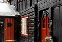 Barn/ carriage house ideas for homestead