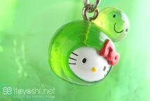 kitty keychains