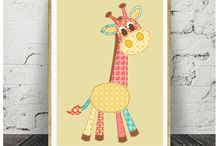 Etsy-All the best for Kids / The best products for children are gifts, toys, prints and posters for children's rooms and much more.