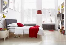 Contemporary Bedroom Design / For bedrooms with a sleeker, modern feel