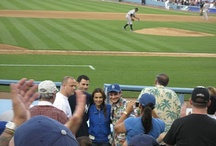 Touch At The Game / by Alyssa Milano