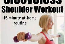 Shoulder Arm Workout