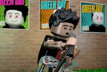 Green Day things that make me happy!  / by BJ Leger