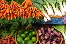 Fruit and Veggie Markets