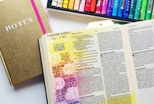 Bible Art Journaling - Illustrated Faith