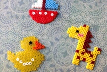 Hama beads Animals