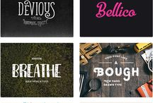 Typografie