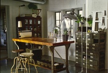 Home office / by Courtney Pasillas Cartwright