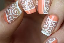half moon manicure ideas
