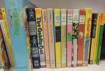 Charity shop spots - Blyton's books