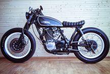 PRIDE / 1979 Yamaha SR 500