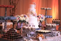 Dessert Tables, Sweets and Treats