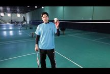 Badminton / by gabipi