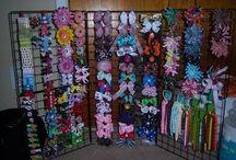 Craft fair display ideas / by Sandra Lehr